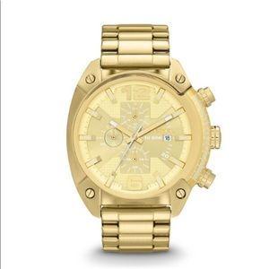 Diesel Men's Overflow Chronograph Watch